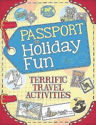 1 of 1 - Passport to Holiday Fun, Barclay, Adrian, New Book