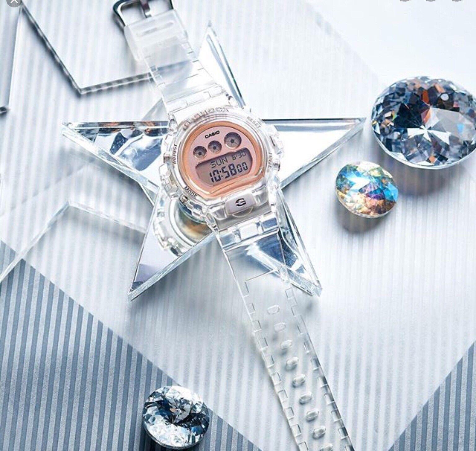 Casio G-Shock S-Series Watch GMD-S6900SR-7ER LATEST RELEASE+2 YEARS WARRANTY@BOX