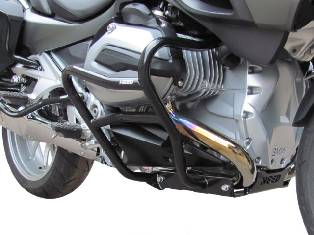 Front Engine Guard Crash Bars Heed Bmw R 1200 Rt Lc 2014 2018 Black
