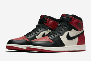 new concept 09a21 608a3 Image is loading 2018-AIR-JORDAN-1-RETRO-HIGH-OG-BRED-