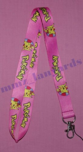 1 x Neck Lanyard ID Badge Key Holder Assorted Cartoon Designs LC006 *UK Seller*