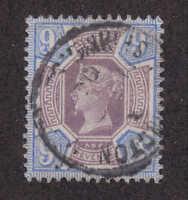 Great Britain Sc# 120 Queen Victoria , used - WW7372