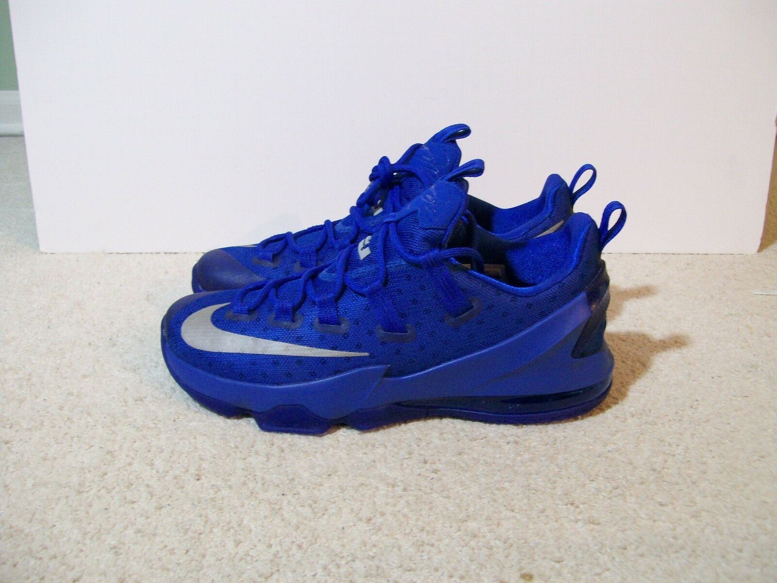 NEW Nike LeBron XIII 13 Low Game Royal bluee Kentucky 831925-400 XV XVI PRIME