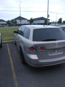 Mazda 6 2007 Station Wagon 121 000 km