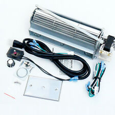 bbq factory GFK4, FK4 Replacment Fireplace Blower Fan KIT for Heatilator