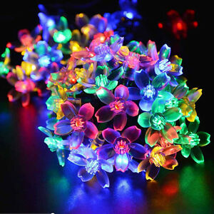 LED-Solar-Lamps-String-Garden-Outdoor-Fairy-Lights-Xmas-Party-Home-Decoration