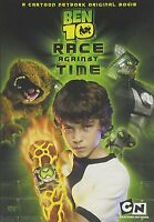 Ben 10 Race Against Time (dvd, 2008)