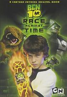 Ben 10 Race Against Time (dvd, 2008)