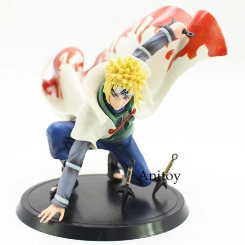 Naruto Shippuden Namikaze Minato PVC Action Figure Collectible Model Toy 14.5cm