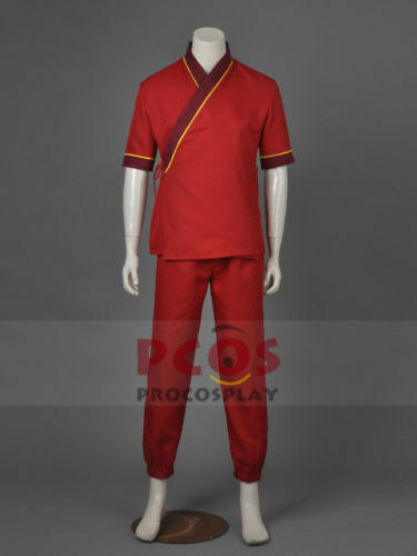 Avatar The Legend of Korra Zuko Cosplay Costume Custom{DGGH}