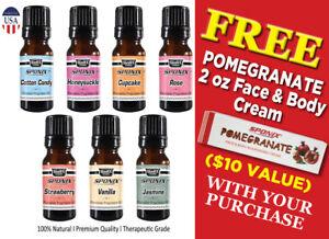 Fragrance-Oil-Gift-Set-7-Scented-Perfume-Oil-Premium-Grade-10-mL-by-Sponix