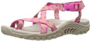 Skechers-Women-039-s-Reggae-Haystack-Toe-Ring-Sandal
