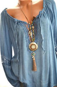 hippie bluse