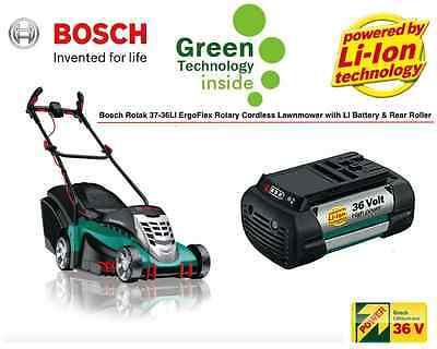 37cm Blade for Bosch Rotak 37 Lawn Mower F16800272
