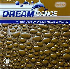 DREAM DANCE VOL. 19 - THE BEST OF DREAM HOUSE & TRANCE / 2 CD-SET - TOP-ZUSTAND