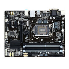 GIGABYTE GA-B85M-D3V PLUS LGA 1150 Intel B85 Motherboard DDR3 With I/O