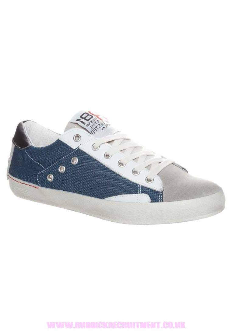 Herren Punch Replay Punch Herren Blaue Schuhe/Turnschuhe 68fcaf