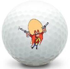 3 Dozen Callaway Mint AAAAA (Yosemite Sam Golf Logo) USED Golf Balls