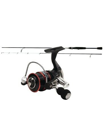 Shakespeare Agility 60 SW Sea Fishing Reel pour Pier surf rock Spinning Rod 1058