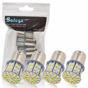 4X-1156-LED-Birne-1W-12V-Blinker-sichern-Rucklicht-Bremslicht-Super-hell