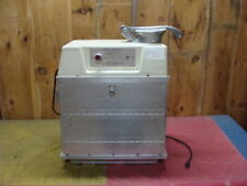 Working Gold Medal 1002 Deluxe Sno Konette Commercial Ice Shaver Sno Cone