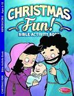 Christmas Fun!: Christmas Coloring Book for Ages 6-10 (Pk of 6) by Warner Press (Bath book, 2015)