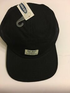 Image is loading Old-Navy-Men-5-Panel-Hat-Adjustable-Cap- da86a05a237c
