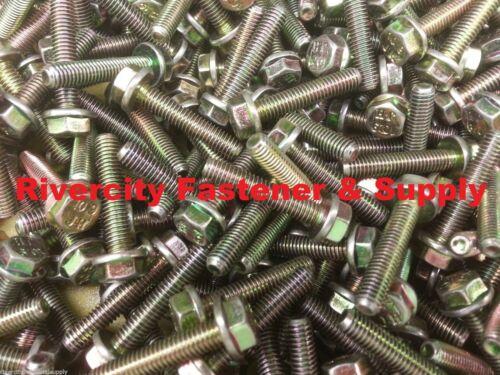 5 Small Head Hex 10.9 Yellow Zinc M6-1.0 x 30 or M6x30 6mm x 30mm J.I.S
