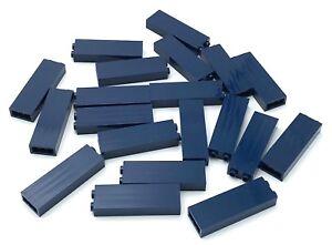 LEGO-LOT-OF-20-NEW-DARK-BLUE-1-X-2-X-5-BRICKS-PILLARS-BUILDING-BLOCKS-PIECES