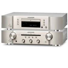 Marantz CD5005 -CD Player & Marantz PM5005- Amp Bundle Silver