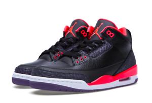 check out 9b824 68707 2013 Nike Air Jordan 3 retro 40 Crimson 136064-005 Us 7 NEU   eBay