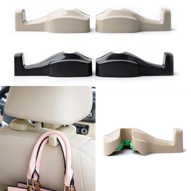 2pcs Universal Auto Car Accessories Back Seat Storage Organizer Holder Practical