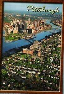 Pennsylvania-Postcard-Pittsburgh-aerial-view