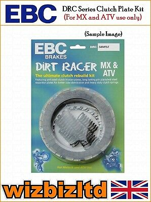 EBC Brakes DRC221 Dirt Racer Clutch