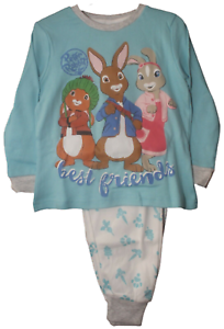 Peter Rabbit Best Friends Unisex Pyjamas. Age 5-6 Years Only
