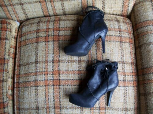 Femmes Heels4 Bcbgeneration String Tailles Shimmer Size Noir Sueded 7 fab Talons4Bcbgeneration 7 537 Bg Black 537 Shimmer String Sueded Bg fab Womens RALqc35j4
