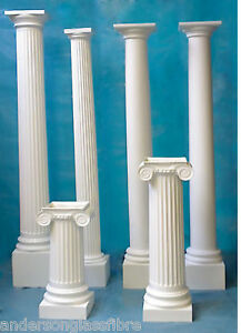 Image Is Loading Fibregl Column Columns Pillars