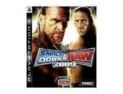 1 von 1 - WWE SmackDown vs. Raw 2009 -- Steelbook (Microsoft Xbox 360, 2008)