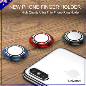 New Phone Finger Holder Car Mount Hook iPhone Gps iPad Stand Round iRing