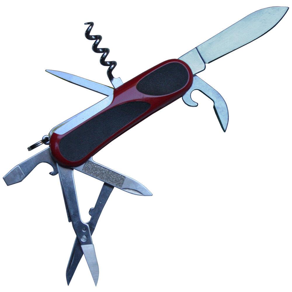 Wenger Schweizer Taschenmesser EvoGrip EvoGrip EvoGrip 14 Antirutsch Griffschalen 9 Werkzeuge 591bd0