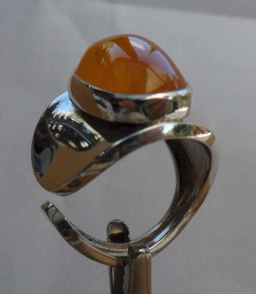 Fingerring, sølv, Designsmykker.dk