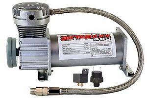 Image Is Loading Pewter 400 Air Compressor For Bag Suspension
