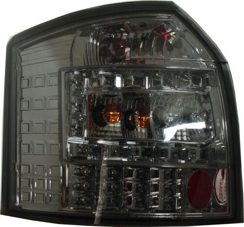 wieder hinten Rückleuchten Lampe LED getönt für Audi A4 B6 Avant