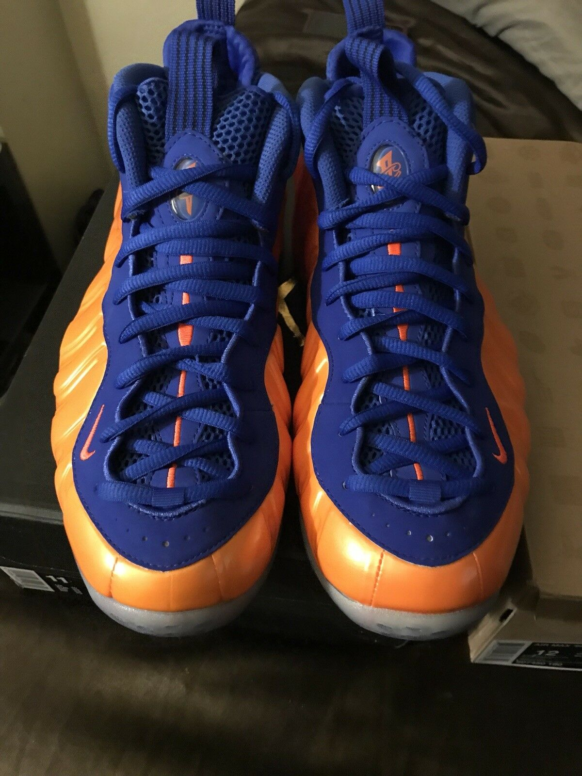 nike air foamposites foamposites foamposites knicks taille 11 720dce