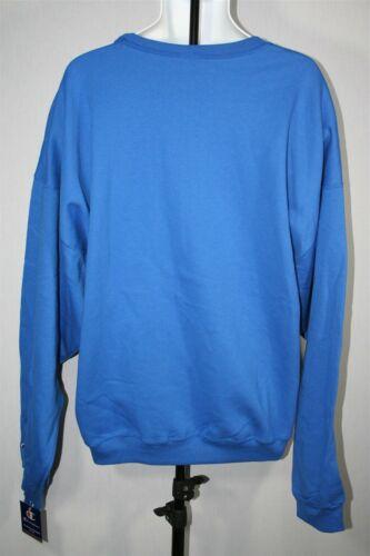 940X10 Champion C495 Authentic Athletic Apparel Crewneck 3X Blue