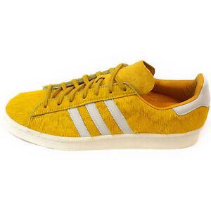 adidas originals campus yellow