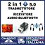 miniatura 6 - Trasmettitore Bluetooth e Ricevitore per Smart TV HIFI PER CUFFIE E SOUNDBAR🇮🇹
