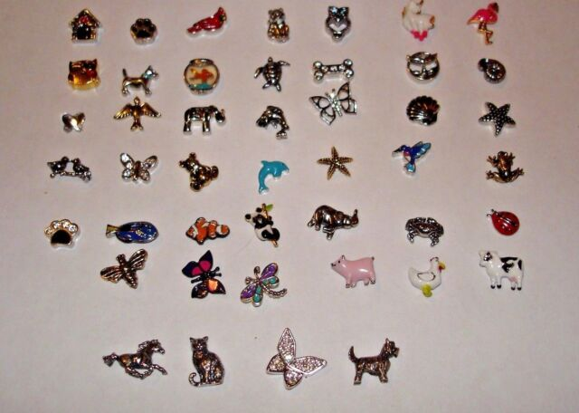 Authentic Origami Owl Animal New-Retired Charms FREE SHIPPING BUY 4 SAVE $2