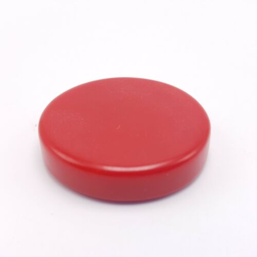 Carrom Backgammon Chip Checker 1 5//16 Red Replacement Game Piece