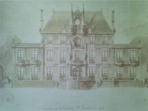 Château De La Rocherie Nevers Magny-cours Varennes Vauzelles Jacquinot Nièvre Riche En Splendeur PoéTique Et Picturale